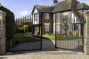Swing Driveway Gate