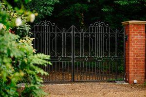 swing driveway gates 9